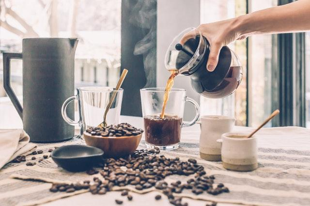 En sida för all oss som älskar kaffe